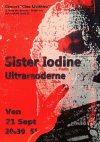 """21 septembre 2018 Sister Iodine, Ultramoderne à Blois """"Chez Matthieu"""""""