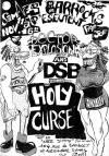 """11 novembre 1995 Doctor Explosion, DSB, Holy Curse à Paris """"Chez Jimmy"""""""