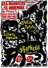 """13 novembre 2004 Subtle Turnhips, Lutece Borgia, Spermicide à Saint Ouen """"Picolo"""""""
