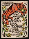 "5 novembre 2010 The Mochines, Dick Tracy Lords, Clak à Saint Ouen ""le Picolo"""
