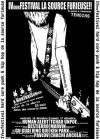 """17 decembre 2005 Tchad Unpoe, Marvin, Ken Park, Chachi Arcola à Montbrison """"Salle des Fetes"""""""