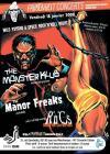 """18 janvier 2008 The Monster Klub, Manor Freaks, Rnc's à Issy les Moulineaux """"le Farenheit"""""""