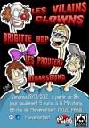 """13 janvier 2012 Les Vilains Clowns, Brigitte Bop, Prouters, Bégarsound à Paris """"la Miroiterie"""""""