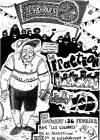 """26 fevrier 1996 La Fraction, Moskokids, Daddy Yod à Saint Ouen """"Bar les Colonnes"""""""