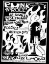 """20 fevrier 2004 La Souris Deglinguée, Brigada Flores Magon, Bolchoi, Brixton Cats à Limoges """"CCM John Lennon"""""""