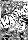 """21 Mai 1995 Dirty Débutantes, les Wampas à Paris """"New Moon"""""""