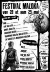 28 mai 2010 Burning Heads, Link, The Nutties, Nihill Baxter, Kawabunga, Drawing Dog, La Société A Mauvaise Haleine à Dijon