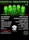 4 mai 2012 Skinred, Fishbone, GBH, Tagada Jones, The Slackers, Rebois Un Coup t'Auras Moins Soif, Den Stygge à le Cateau
