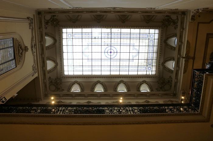 Verrière du Museo del Gaucho