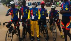 Cyclisme : Fin du Tour cycliste international grand prix Chantal…