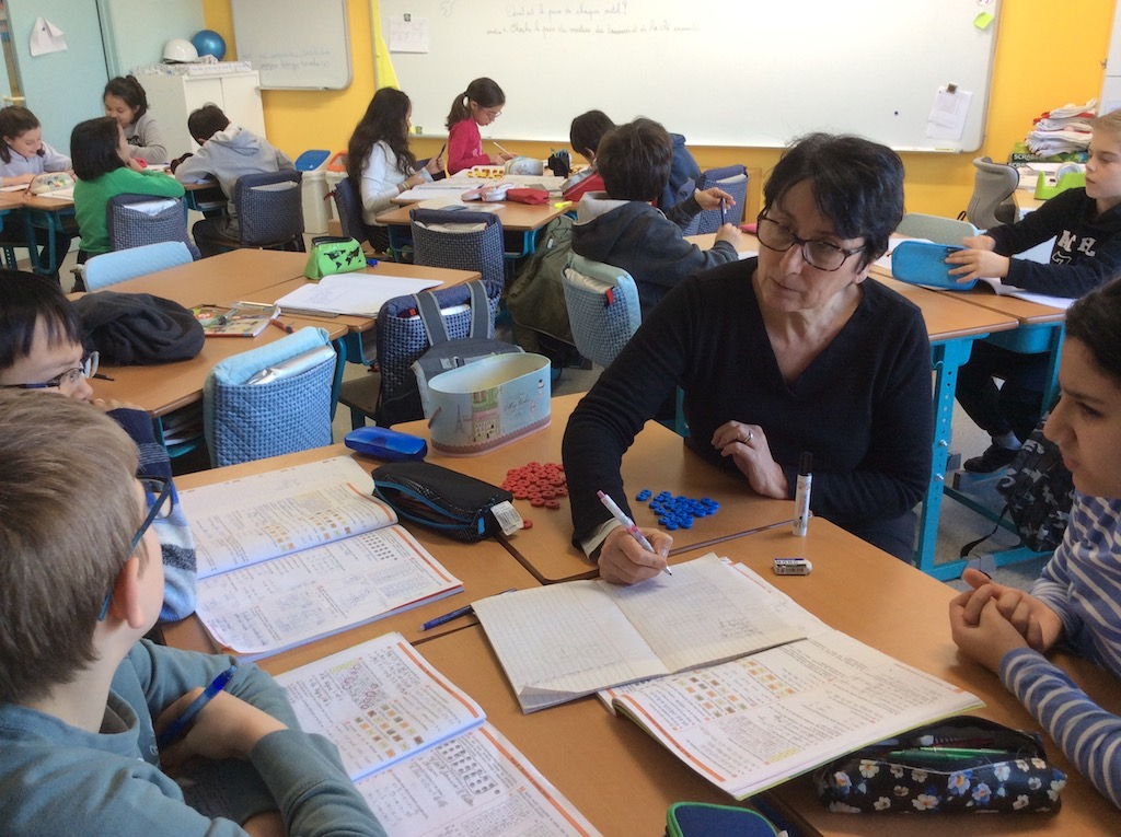 Les enseignants du LFT