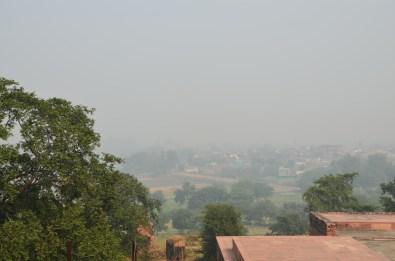 La forteresse de Fatehpur Sikri en Inde.