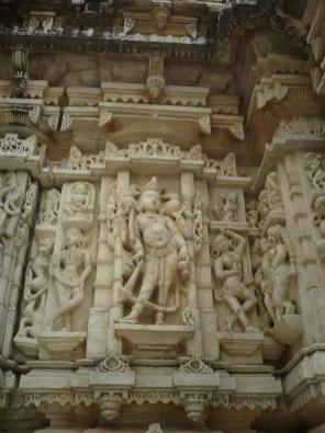 Le temple des prostituées, détails