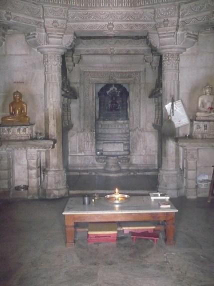 Le temple des prostituées, à l'intérieur