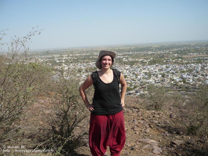 moi avec 25kg en moins.. je vais peut-être retourner en Inde !!