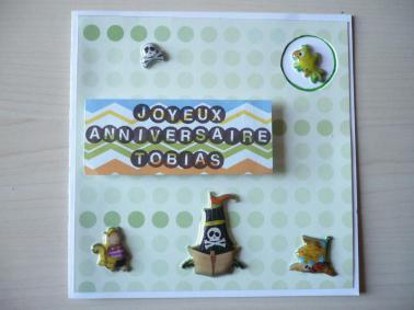 carte anniv Tobias 5 ans