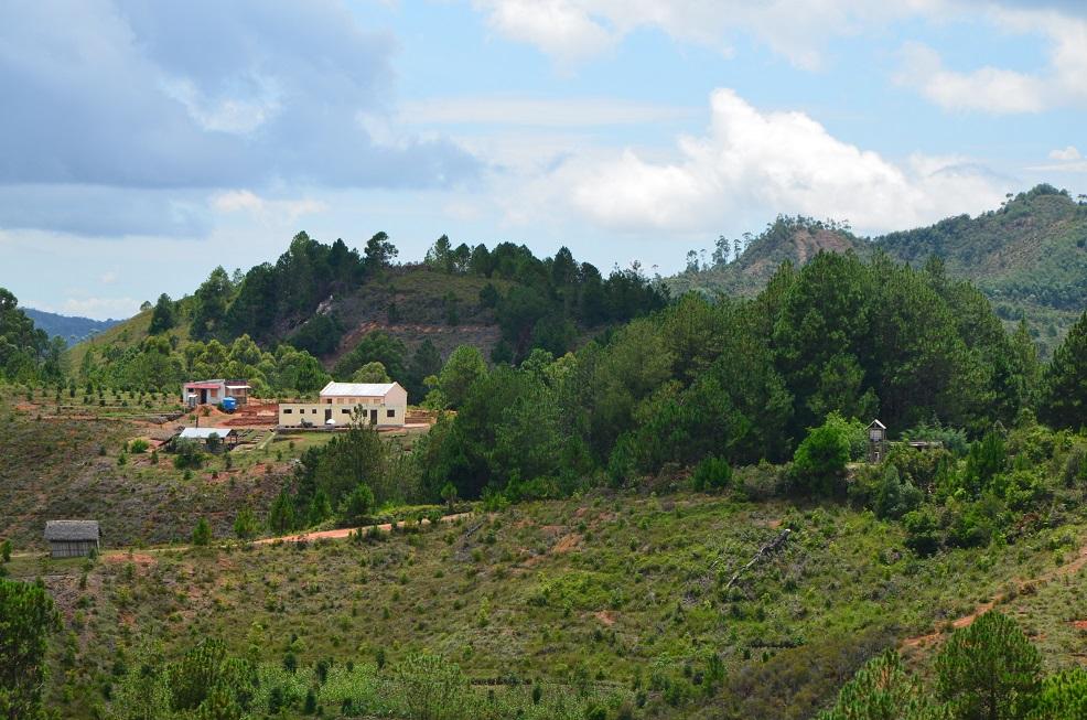 Le centre PATRAKALA