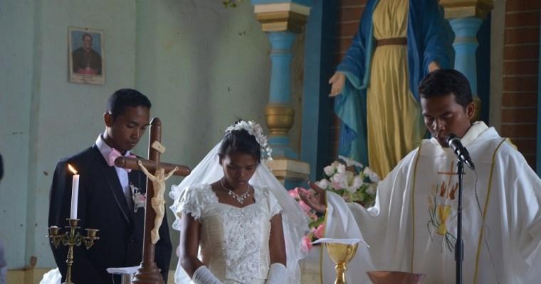 Le mariage de Jonhy