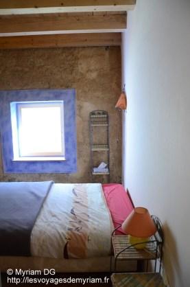 La chambre Sénégal