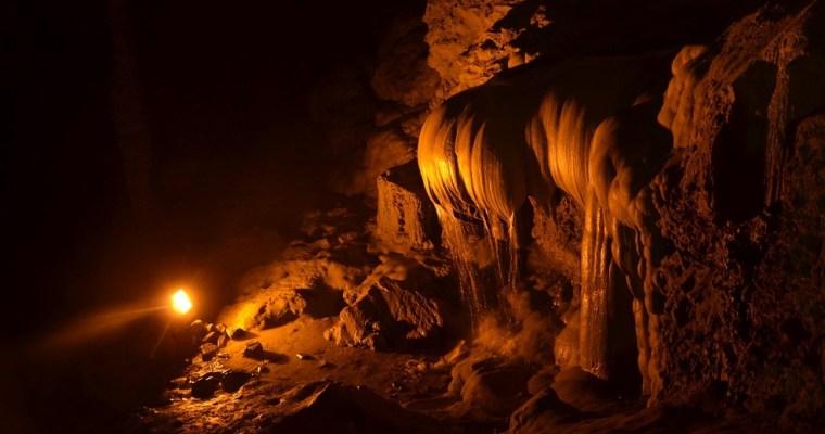 Les grottes de Nguom Ngao