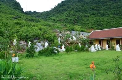 Le jardin des vieux moines (enfin je dis ça.. j'en sais rien!)