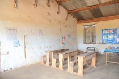 La classe de maternelle
