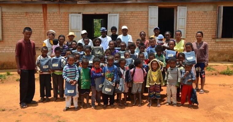 L'élection présidentielle à Madagascar