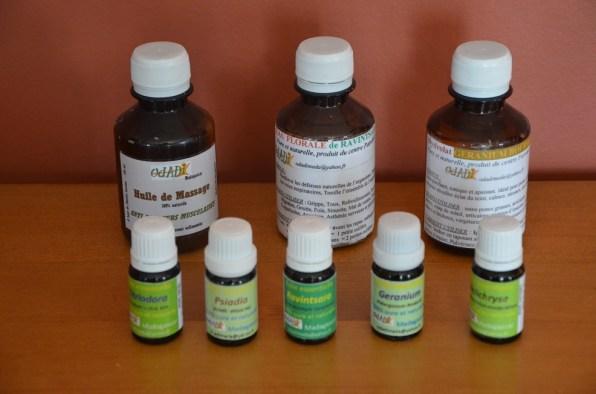 huiles essentielles Madagascar
