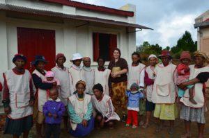 Asociation de femmes agricultrice à Madagascar