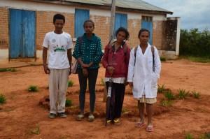 Professeurs de l'EPP d'Andozoka