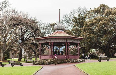 Albert Park - Auckland (NZ)