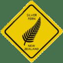 La fougère de Nlle Zélande