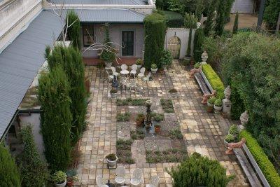La propriété Beleuraà Mornington (au sud de Melbourne)