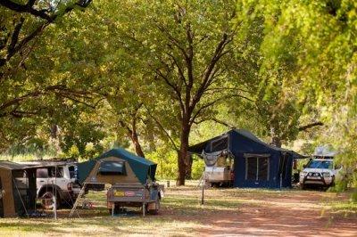 Camping El Questro - Kimberley (Australie)