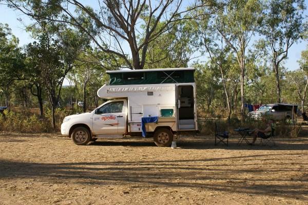 Notre camping-car 4x4