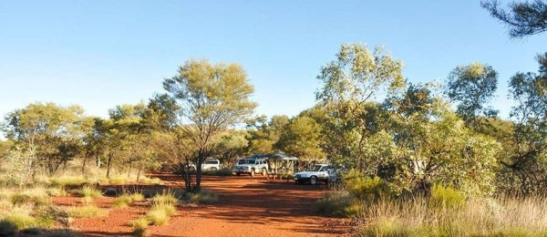 Savanah campsite - Karijini NP (Australie)