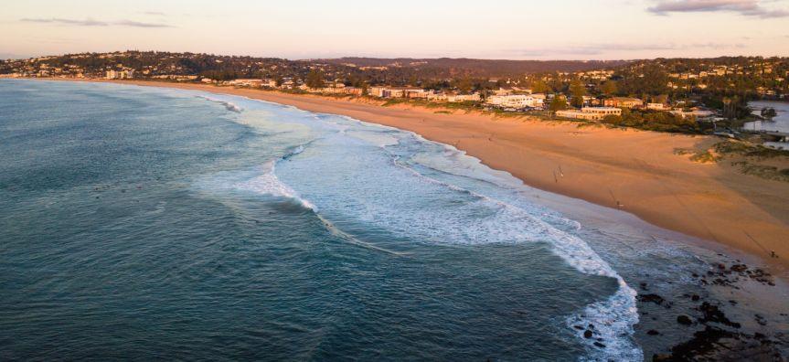 Narrabeen beach - Australie