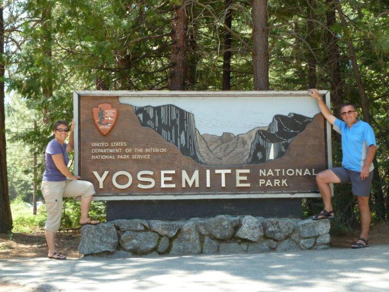 Yosemite NP (Californie)