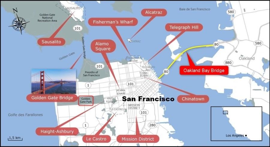 San Francisco - Californie