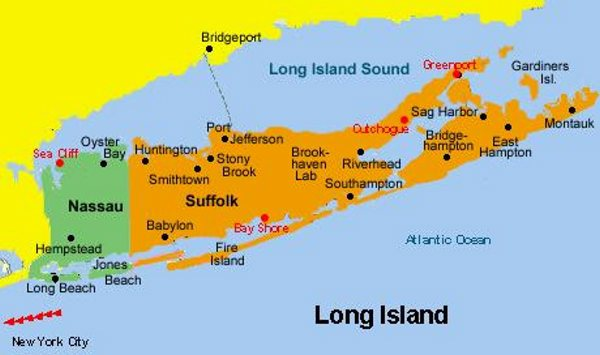Sea Cliff - Long Island