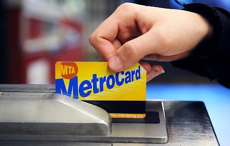 Le ticket de métro de New York