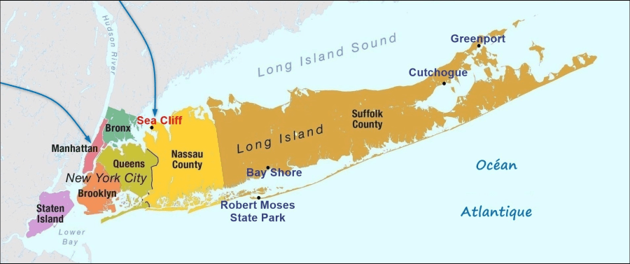 Long Island - New York (USA)
