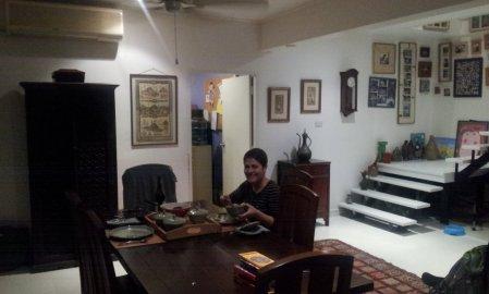 1er repas Thaï à Bangkok