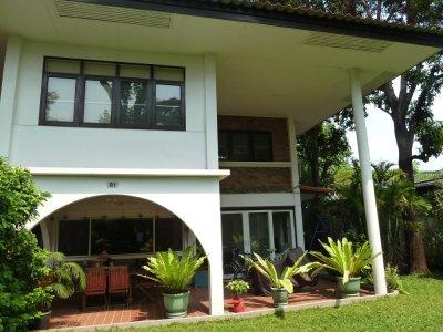 Notre maison au Thaï village de Bangkok