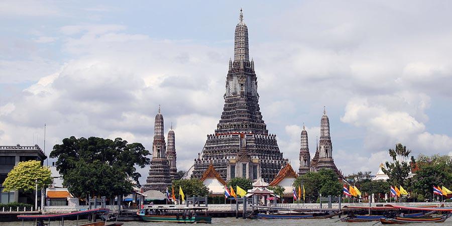 Wat Arun - Le temple de l'aube (Bangkok)