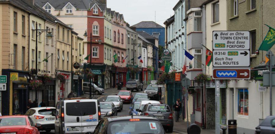 Ballina - Lough Derg (Irlande)