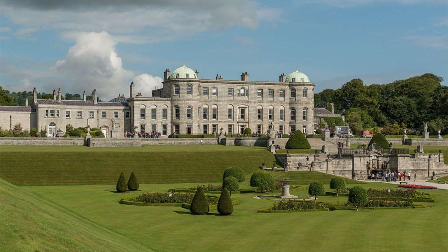 La propriété Powerscourt de Dublin - Irlande