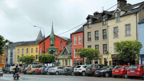 Macroom - Comté de Cork (Irlande)