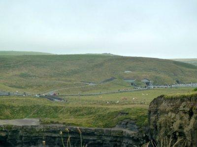 Les falaises de Moher - Irlande