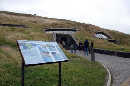 Visitor Centre des falaises de Moher - Irlande